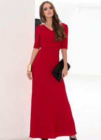 Dopasowana sukienka 8