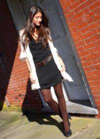 nogavice za črno obleko 3
