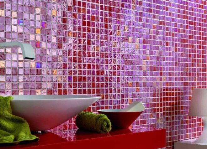 мозаика стеклянная плитка