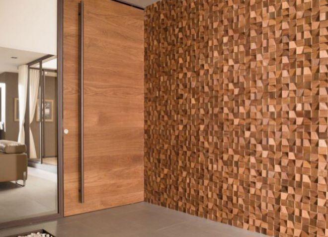 плитка мозаика дерево