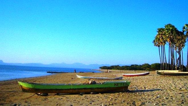 Пляж Ласиана
