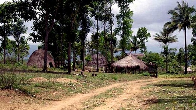 Деревня Боти