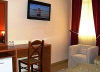 Отель Nobel Hotel Tirana номер