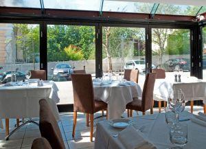 Ресторан Artigiano внутри