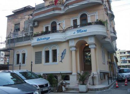 Ресторан Delicatezze Di Mare фасад
