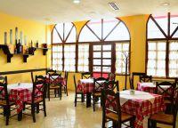 Nobel Hotel Tirana ресторан