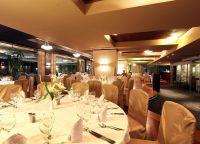 Tirana International Hotel & Conference Center ресторан