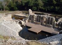 Руины Бутринти - театр