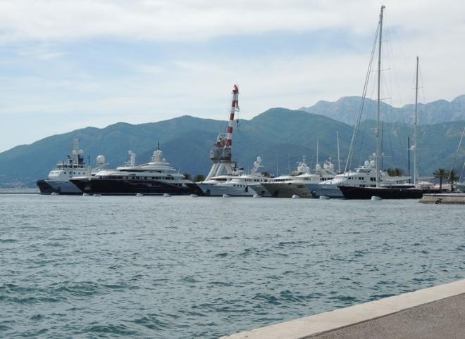 Марина Porto Montenegro