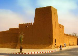 Город-крепость Тизнит