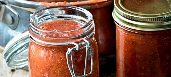 Tkemali Sauce - gruziński przepis