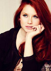 kdo má červenou barvu vlasů 4