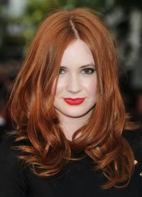 kdo chodí do červené barvy vlasů 5