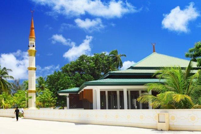 Мечеть Тодду