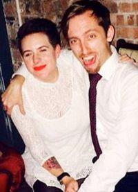 В сентябре 2015 года девушка вышла замуж за своего бойфренда