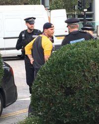 Том Харди вынужден был оправдываться перед полицейскими