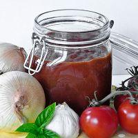 przepis na puree z pomidorów