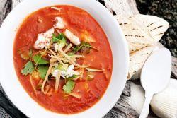 Recimo Gazpacho juhe od rajčice