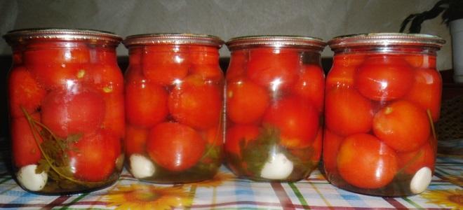 pomidory marynowane bez octu z kwasem cytrynowym