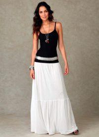 горња и дугачка сукња 4