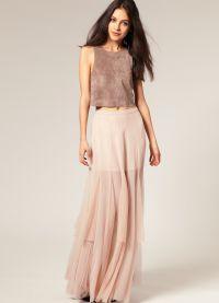 дуга и дугачка сукња 5