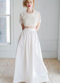 горња и дугачка сукња 7