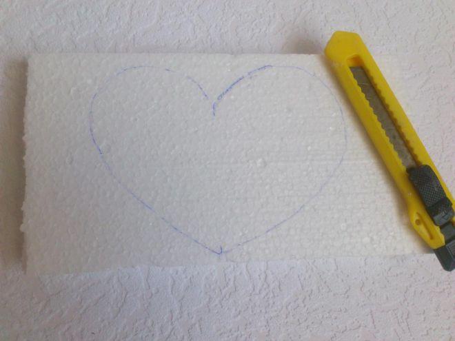 topiary serce z klasy mistrzowskiej 3 klasy