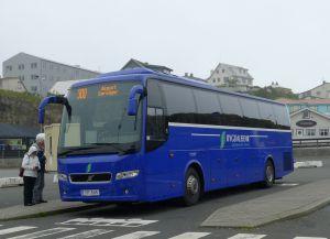 Межгородской автобус Торсхавн