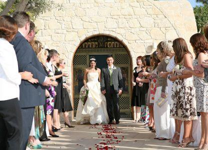 Деревенская свадьба на Кипре