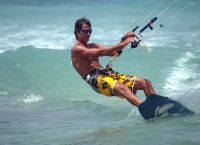 Традиционный водный вид спорта на Барбадосе