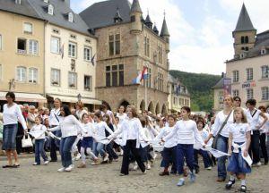 Национальные танцы Люксембурга