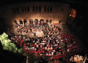Фестиваль Лета Охрида