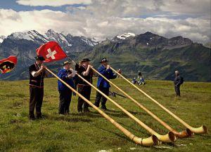 Альпийский горн