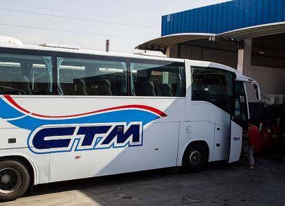 Автобус фирмы CTM