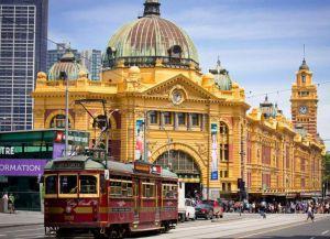 Австралийский трамвай