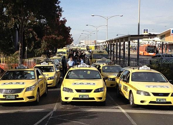 Австралийское такси
