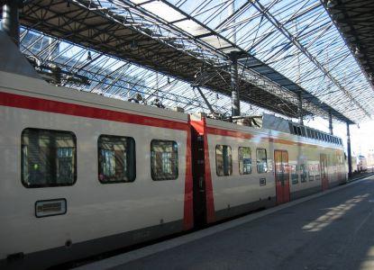 Транспорт Дании поезд