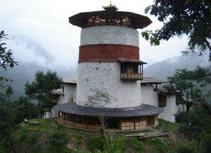 Оборонительная башня Та-дзинг