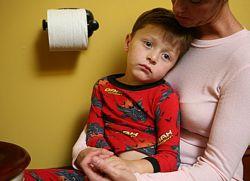 лечение на диария при деца