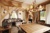 drewno we wnętrzu 4