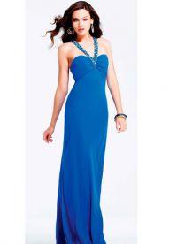 Модни дълги рокли 2014 4