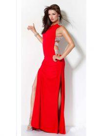 Модни дълги рокли 2014 5