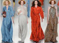 Модни дълги рокли 2014 7