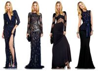 Модни дълги рокли 2014 8