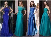 Тенденции на дълги рокли 2014