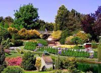 Ботанический сад в парке Трес-де-Фебреро