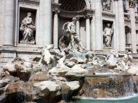 Fontanna di Trevi w Rzymie 6