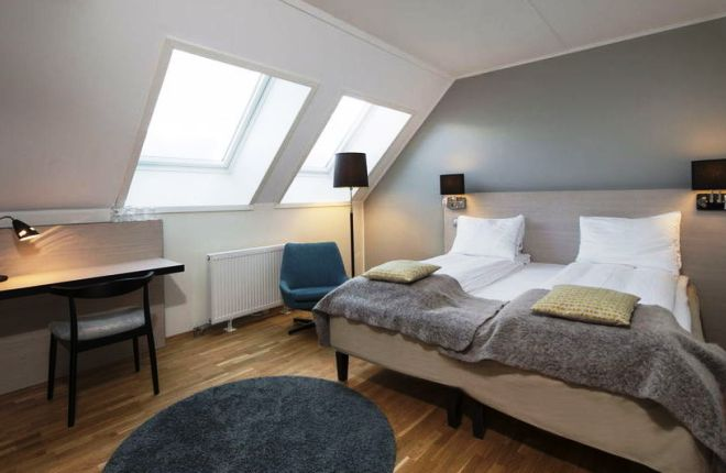 Thon Hotel Tromso в Тромсё