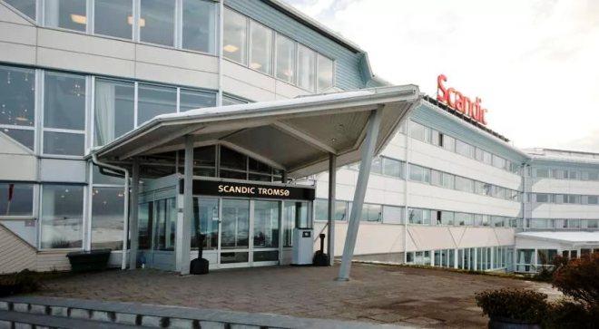 Отель Scandic