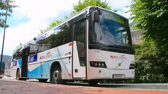 Автобусы Flybussen